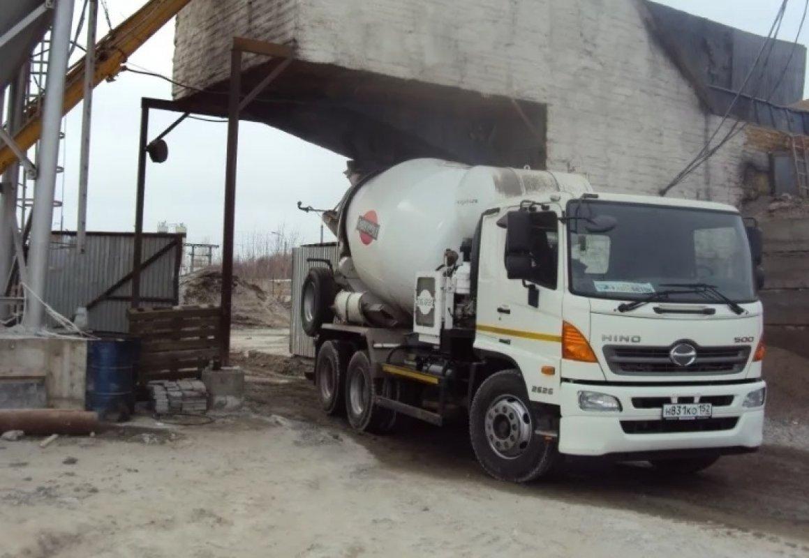 бетон миксер тверь